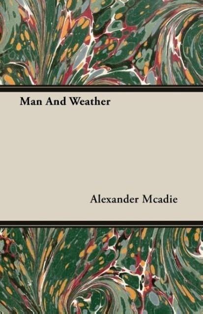 Man And Weather als Taschenbuch