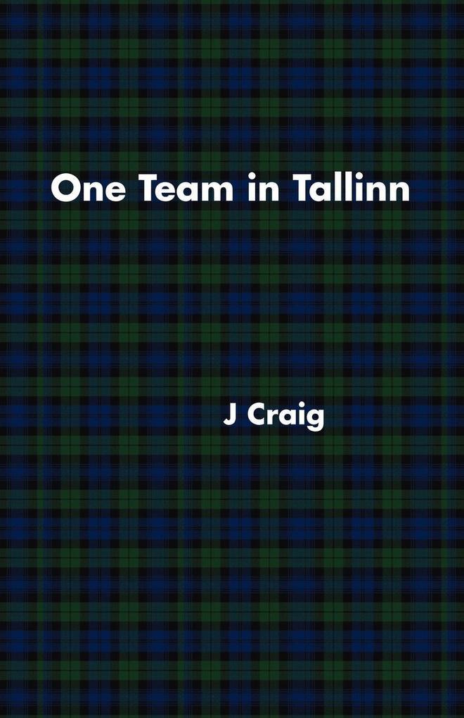One Team in Tallinn als Taschenbuch