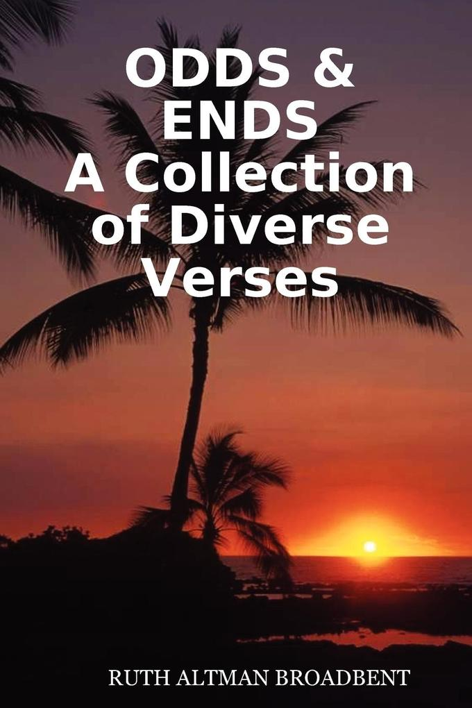 ODDS & ENDS - A Collection of Diverse Verses als Taschenbuch