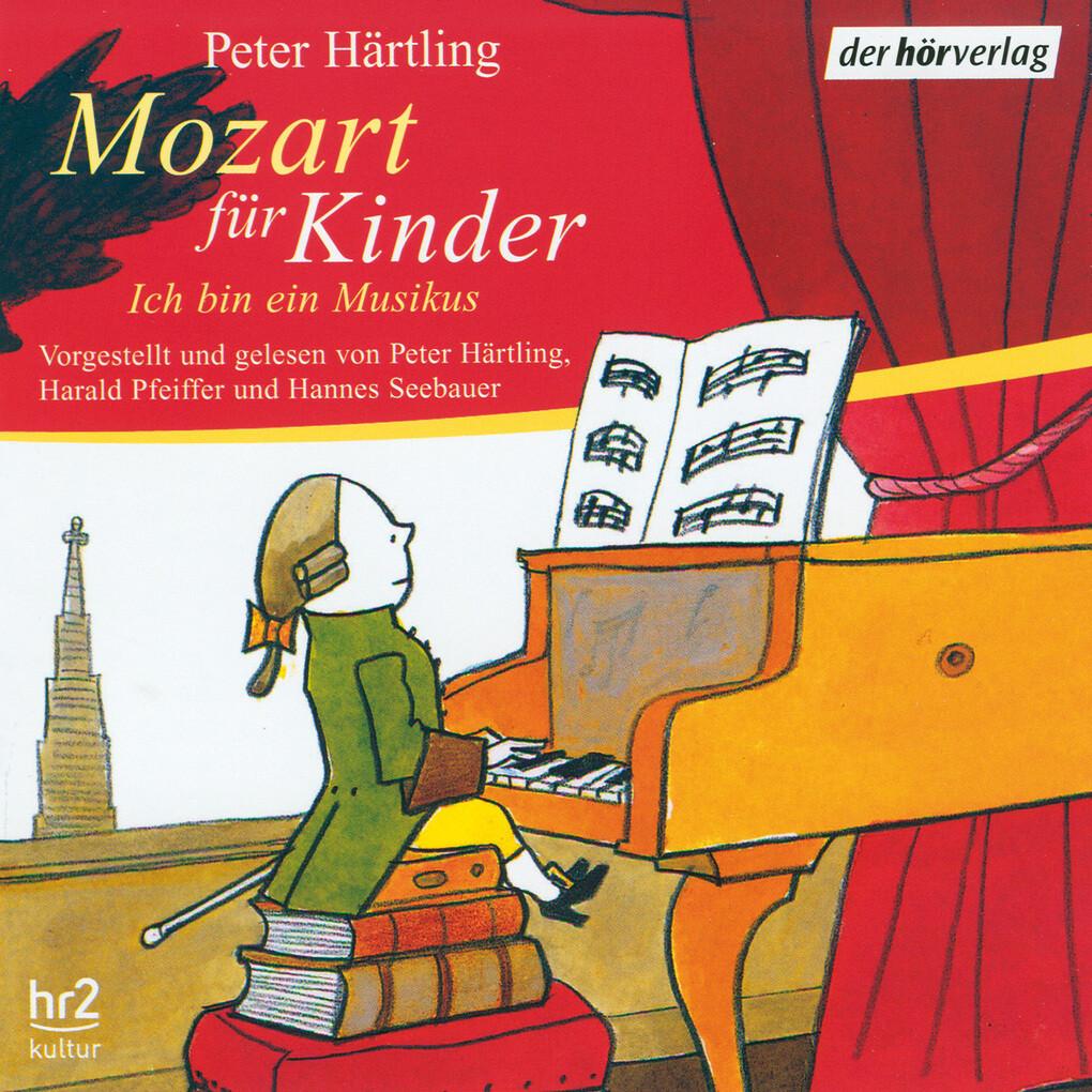 Mozart für Kinder als Hörbuch Download