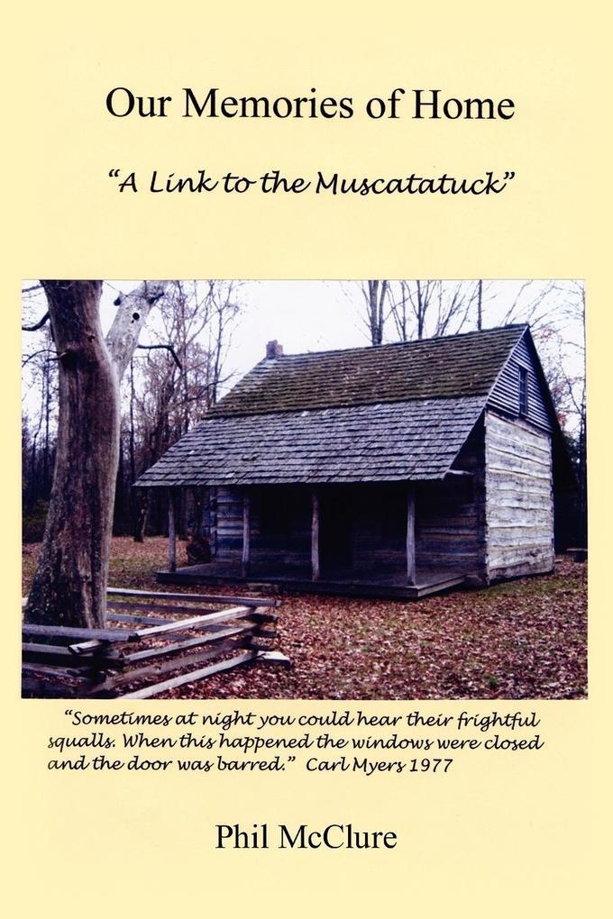 Our Memories of Home als Taschenbuch