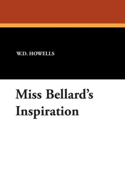 Miss Bellard's Inspiration als Taschenbuch