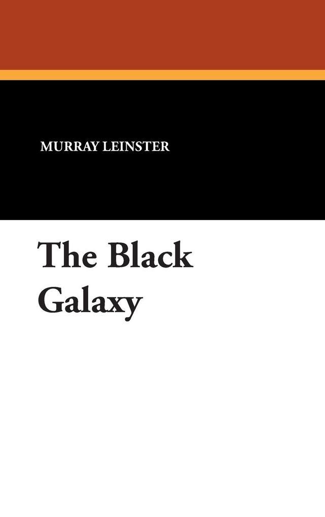 The Black Galaxy als Buch (gebunden)