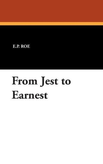 From Jest to Earnest als Buch (gebunden)