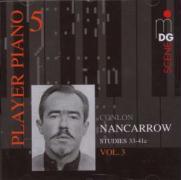 Player Piano Vol.5/Conlon Nancarrow Vol.3 als CD