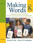 Making Words Kindergarten