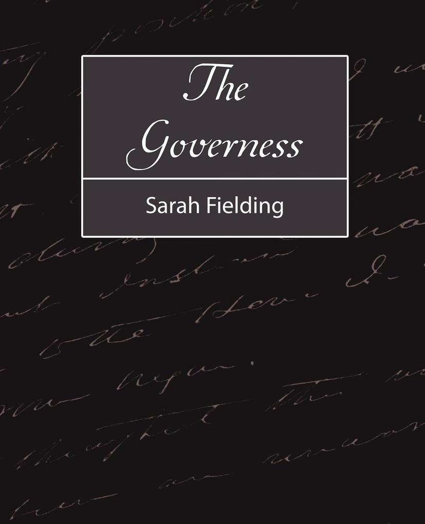 The Governess als Taschenbuch