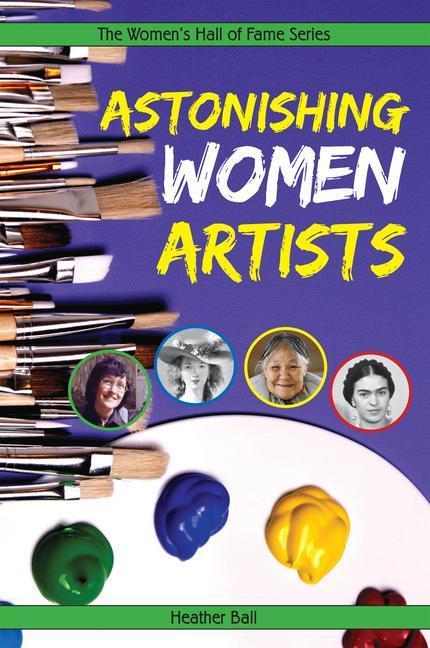 Astonishing Women Artists als Taschenbuch