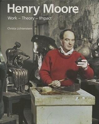 Henry Moore als Buch (gebunden)