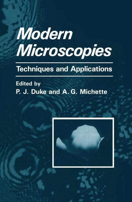 Modern Microscopies als Buch (gebunden)