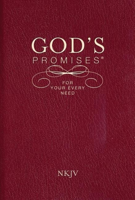 God's Promises for Your Every Need, NKJV als Taschenbuch