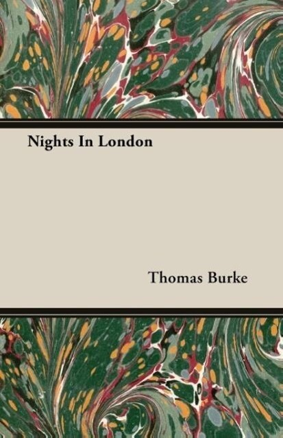 Nights In London als Taschenbuch