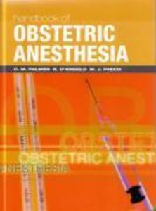 Handbook of Obstetric Anesthesia als Buch (gebunden)