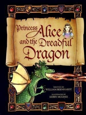 Princess Alice and the Dreadful Dragon als Buch (gebunden)