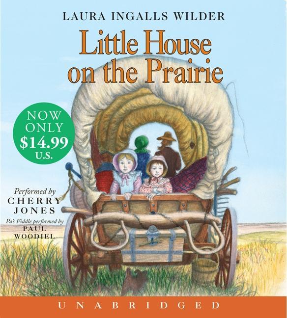 Little House on the Prairie als Hörbuch CD