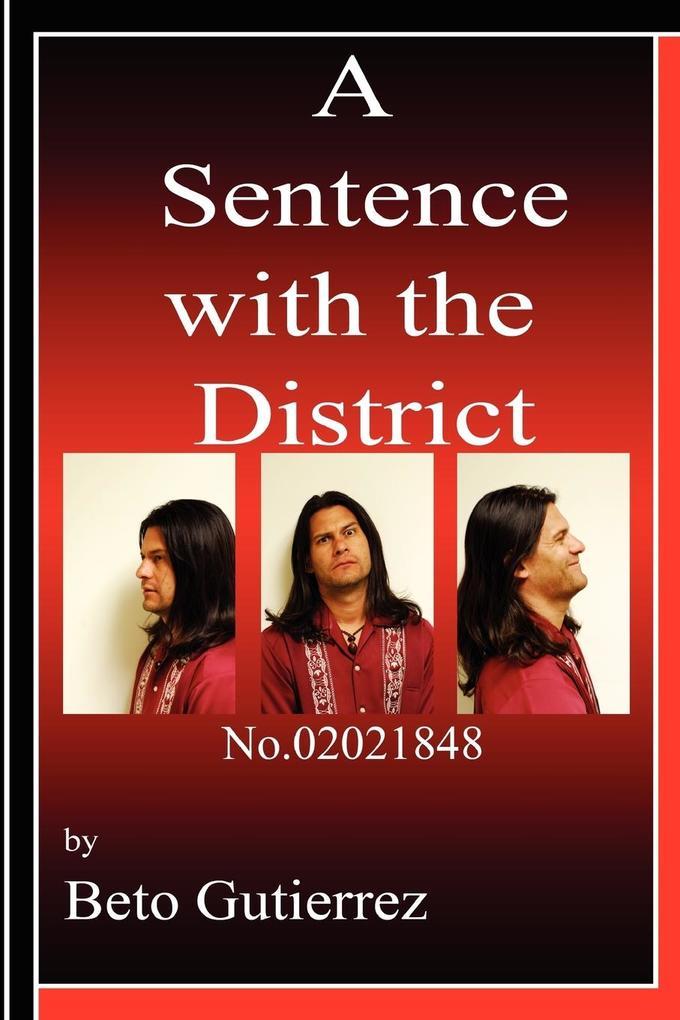 A Sentence With The District als Taschenbuch