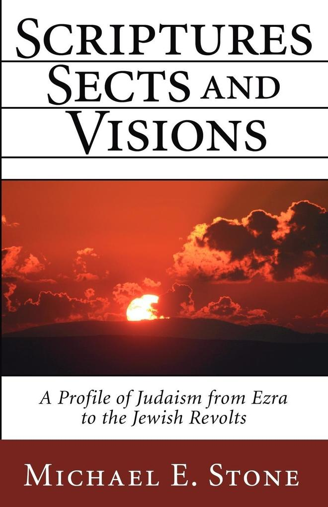 Scriptures, Sects, and Visions als Taschenbuch