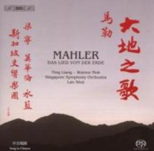 Das Lied Von Der Erde (Chin.) als CD