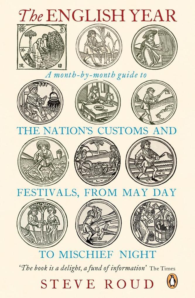 The English Year als Taschenbuch