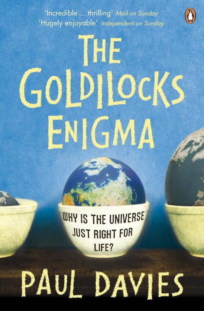 The Goldilocks Enigma als Taschenbuch