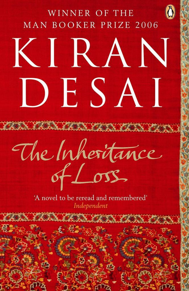 The Inheritance of Loss als Taschenbuch