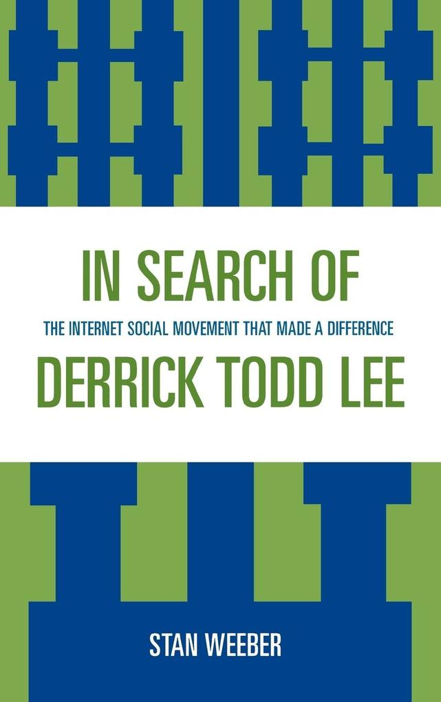 In Search of Derrick Todd Lee als Buch (gebunden)