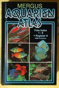 Aquarien Atlas. Foto Index 1-5. Taschenbuchausgabe