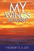 My Wings at Sunset