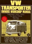 Volkswagen Workshop Manual: Vw Transporter 1954-67