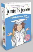 Junie B. Jones Fifth Boxed Set Ever! [With Collectible Stickers]