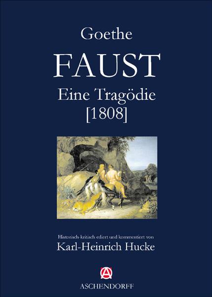 Faust als Buch (gebunden)
