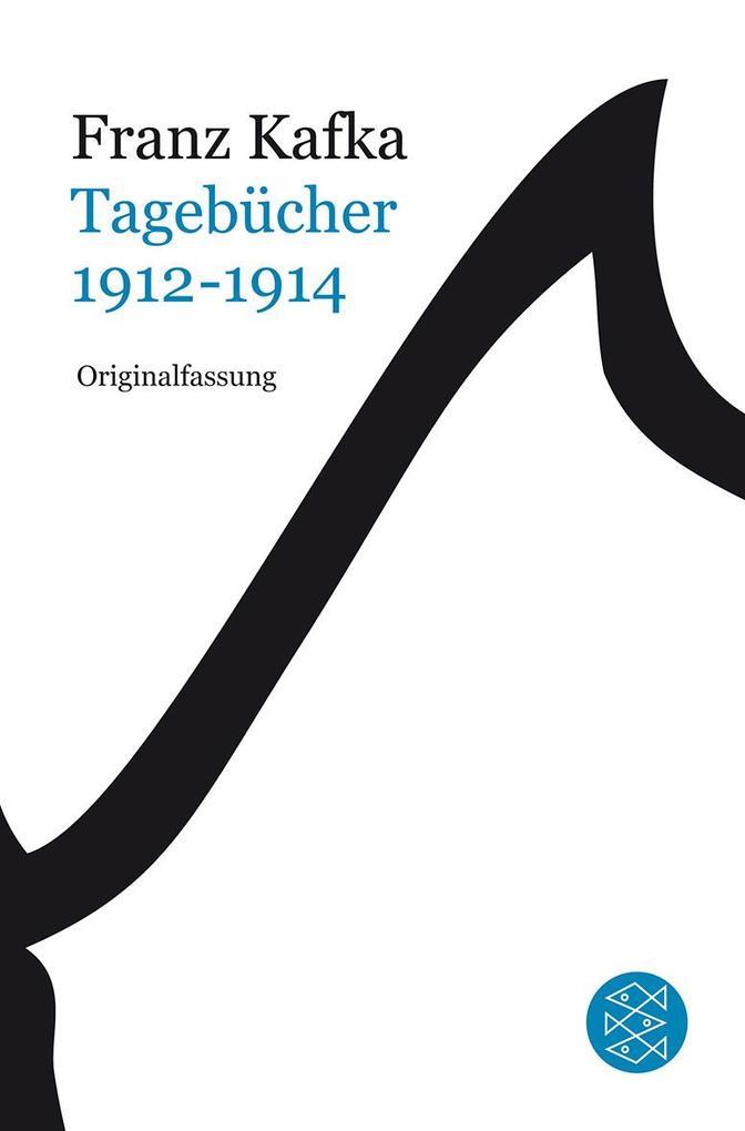 Tagebücher Bd.2 1912-1914 als Taschenbuch