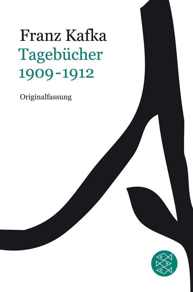 Tagebücher Bd.1: 1909-1912 als Taschenbuch