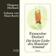 Die letzte Liebe des Monsieur Armand, 3 Audio-CD