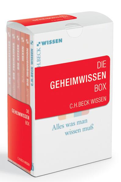 Die Geheimwissen Box als Taschenbuch