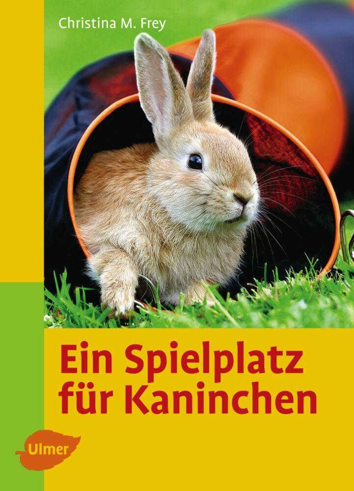 Ein Spielplatz für Kaninchen als Buch