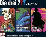 Die drei ??? Box 17. Folgen 49-51 (drei Fragezeichen) 3 CDs