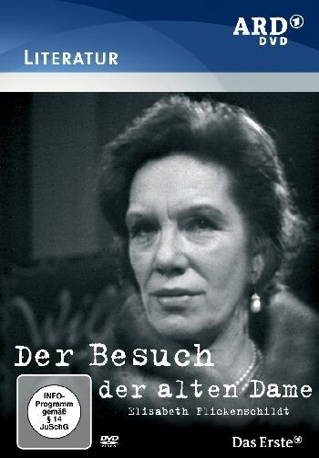 Der Besuch der alten Dame, DVD als DVD