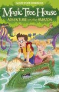 Magic Tree House 6: Adventure on the Amazon als Taschenbuch