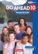 Go Ahead 10. Jahrgangsstufe. Workbook mit CD. Ausgabe für sechsstufige Realschulen in Bayern