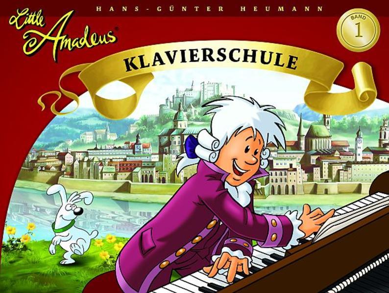 Little Amadeus Klavierschule als Buch (kartoniert)
