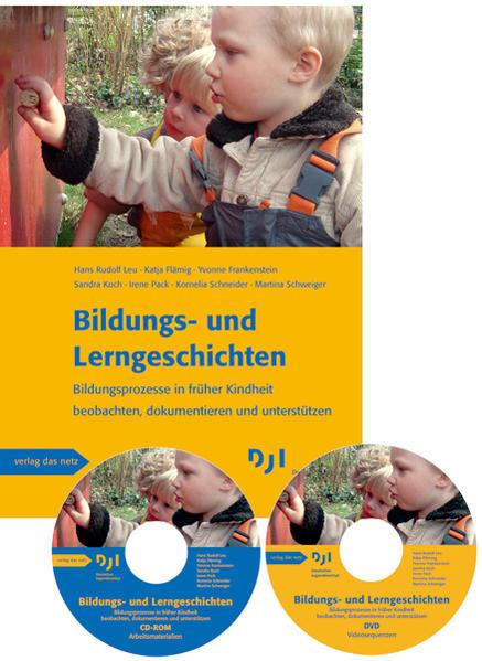 Bildungs- und Lerngeschichten als Buch (kartoniert)