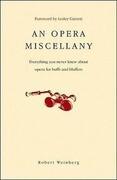 An Opera Miscellany