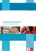 Deutsch.oberstufe. Trainingsheft zum schriftlichen Abitur