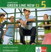 Green Line New E2 5. Audio CD