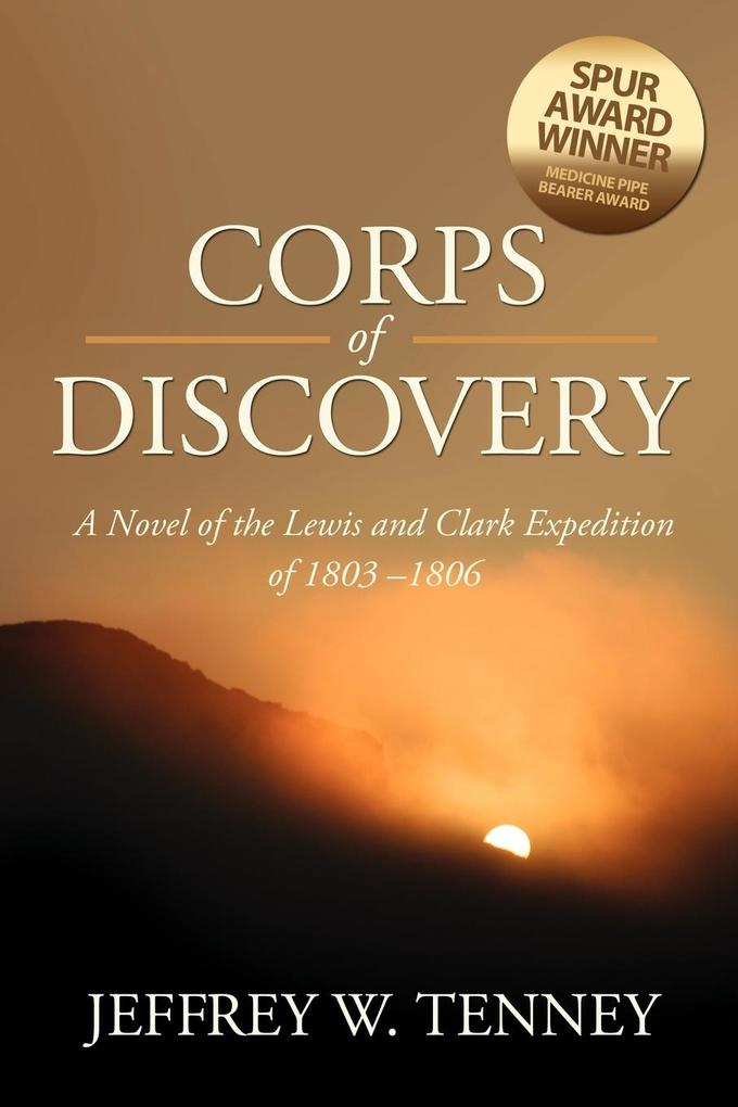 CORPS OF DISCOVERY als Taschenbuch