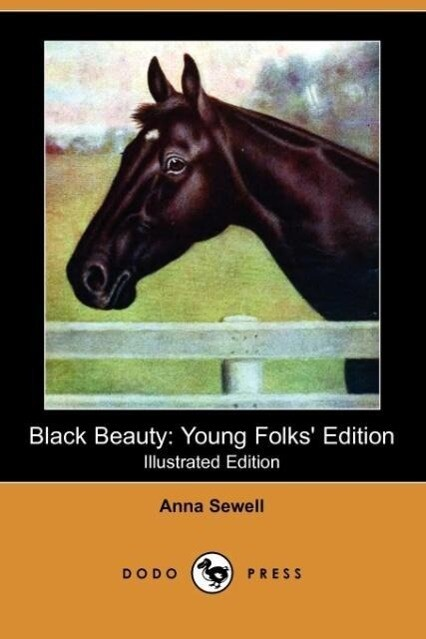 Black Beauty: Young Folks' Edition (Illustrated Edition) (Dodo Press) als Taschenbuch