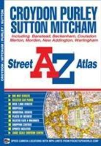 Croydon Street Atlas als Taschenbuch