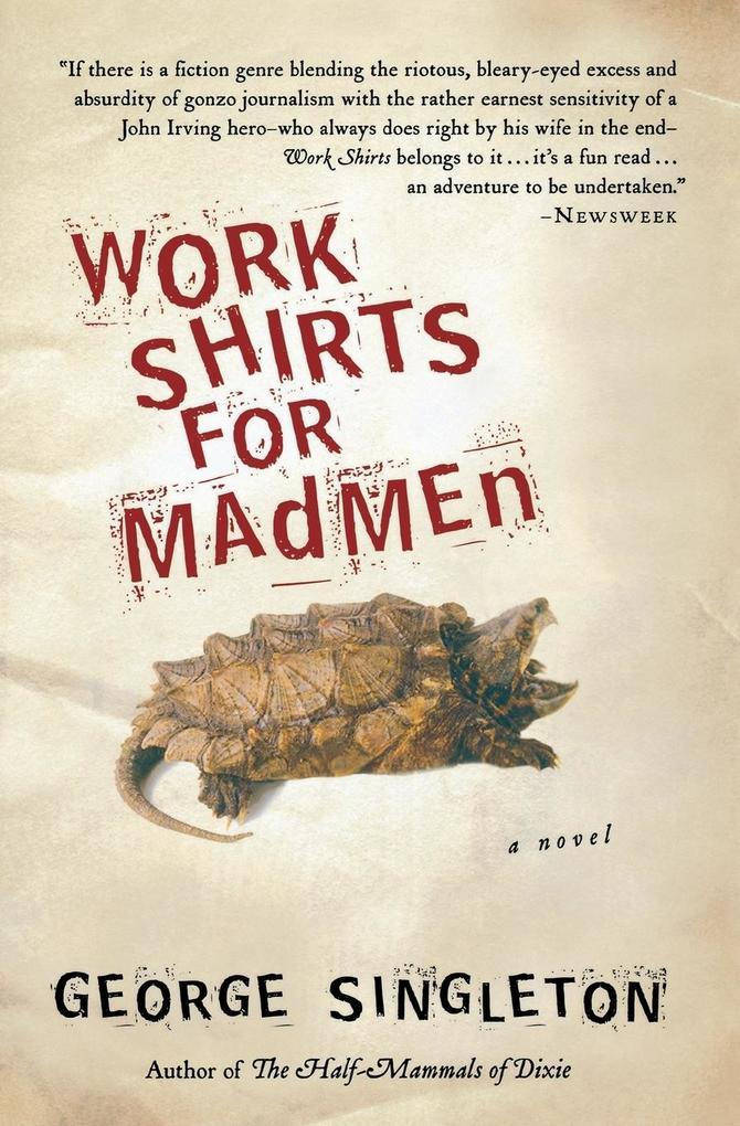 Work Shirts for Madmen als Taschenbuch