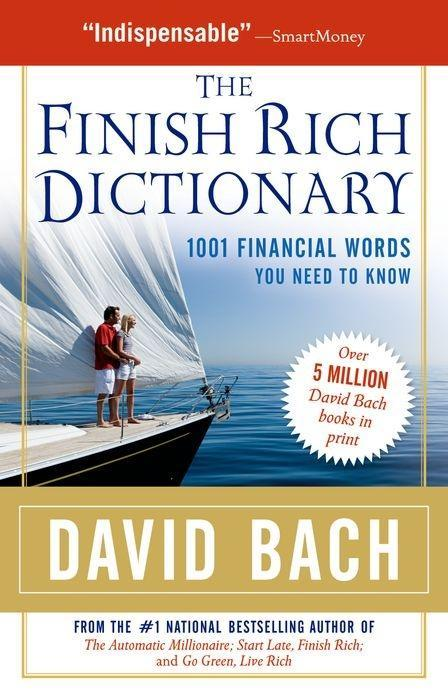 The Finish Rich Dictionary: 1001 Financial Words You Need to Know als Taschenbuch
